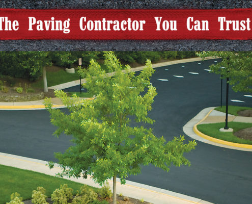 local paving contractor