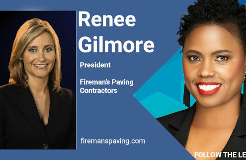 Renee Gilmore on Follow the Leader business podcast