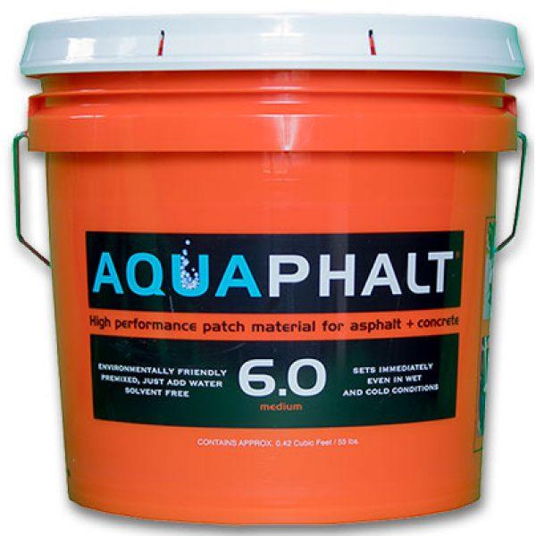Aquaphalt patch material for sale