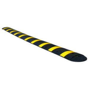 Safety Striped Speed Bumps for sale