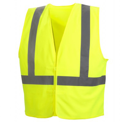 Class 2 High Visibility Safety Vest for sale